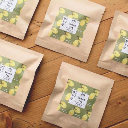 果實茶|日月潭檸檬紅茶