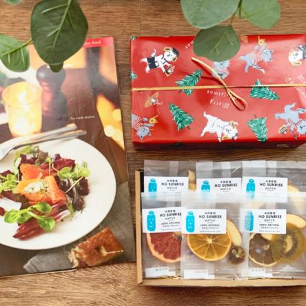 果乾水/花果茶/水果茶/聖誕禮物/耶誕禮物/交換禮物